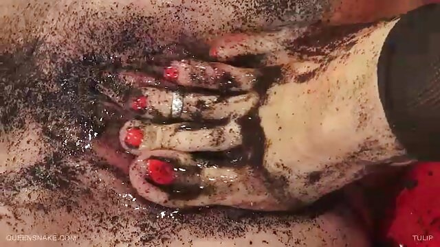 Chica parejas españolas follando de ébano caliente follada duro
